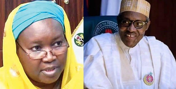 """""""President Buhari Is Not My Cousin And He Is Not My Uncle"""" – Amina Zakari Says In New Interview"""