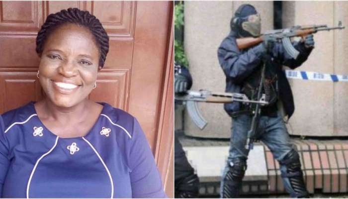 Lady Recounts How Armed Robbers Killed Her Mother On New Year's Day