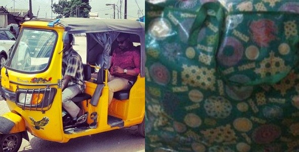Passenger Forgets Huge Sum Of Money In Keke Napep In Akwa Ibom By Dotun A. –  January 5, 2019 0