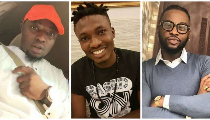 Nollywood Actor Advises BBNaija's Efe, TeddyA To Quit Music And Embrace Pure Water Business