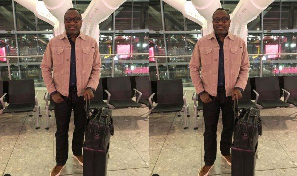 Less Is More – Femi Otedola Tells Follower Over His 'simple' Outfit
