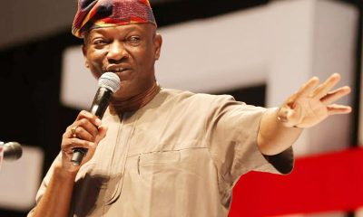 'Lagos Has Been On Auto-pilot Since Ambode Failed To Pick APC Gov Ticket' — Jimi Agbaje