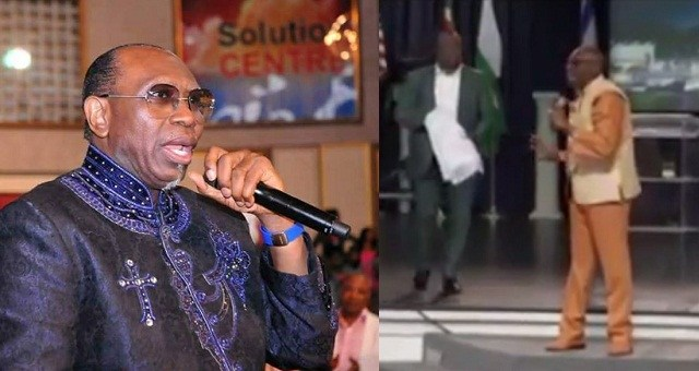 Pastor Ayo Oritsejafor Called Out For Asking Members To Pay $5,000 For A Mantle