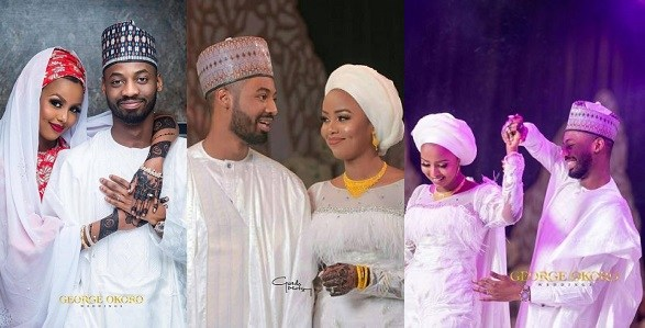 Photos From The Wedding Of Gombe State Governor's Son