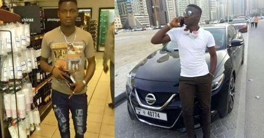 Nigerian Man Slumps And Dies While Playing Football In Dubai
