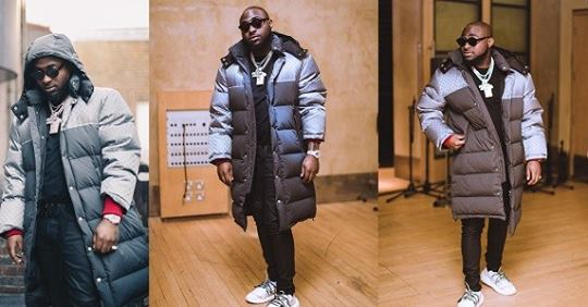"""I Cost A Lot"" – Davido Says As He Steps Out Looking Stylish"