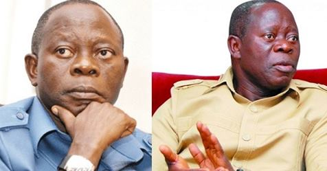"""""""Once You Join APC, All Your Sins Are Forgiven"""" – Adams Oshiomhole"""