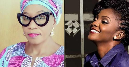 Simi Is Pregnant And In Its Second Trimester – Kemi Olunloyo