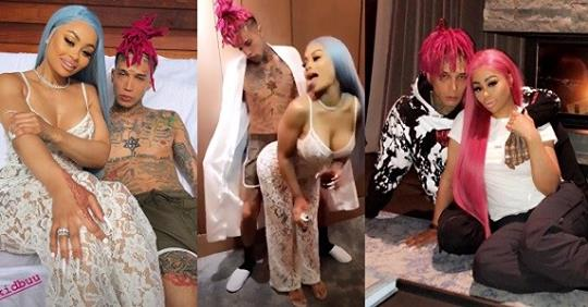 Residents Call Police After Blac Chyna And Her New Man, Kid Buu Get Into A Violent Fight In Hawaii