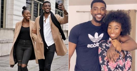 One Of The Kupe Boys Breaks The Heart Of Ladies, Shows Off His Girlfriend (Photos)