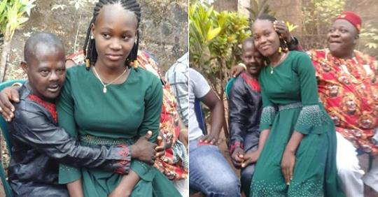 56-Year-Old Man's Wedding To A 16-Year-Old Bride In Anambra Sparks Outrage (Videos)