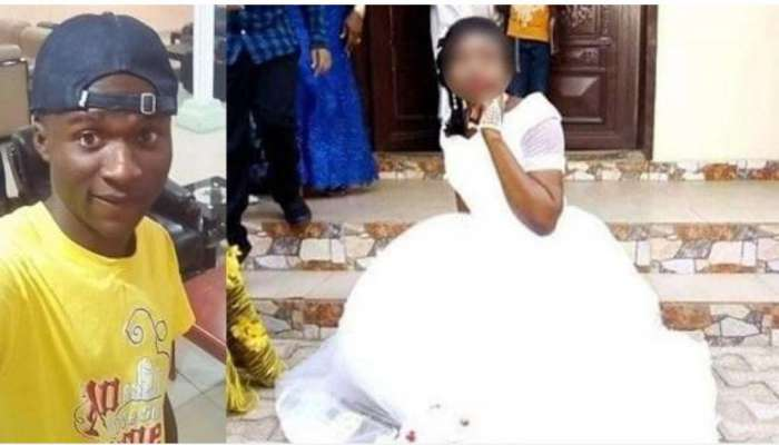 Nigerian Soldier Cries Out As His Girlfriend Secretly Got Married While He's Fighting Boko Haram