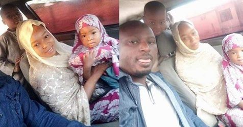 Pregnant Woman And Her Two Children Burnt To Death In House Fire In Minna, Niger State (Photos)