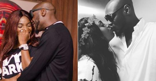 """Let's Try 2 Celebrate Positive Things More. Bad News 2 Dey Fly Quick""- 2baba Dispels Marital Crisis Rumours"