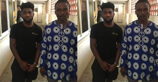 Two Men Arrested For Drugging, Raping And Filming 23-year-old Girl.