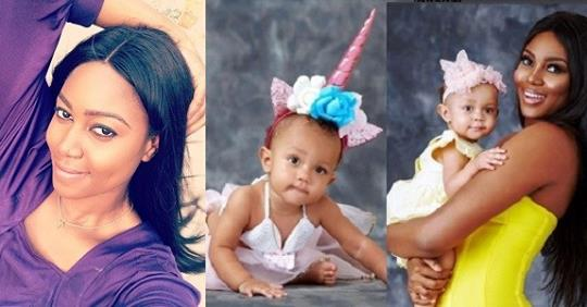 Yvonne Nelson Replies Those Criticizing Her For Opening A Social Media Account For Her Daughter