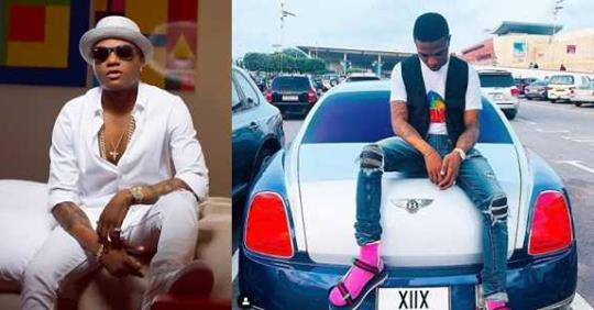 Wizkid Advises Against Voting Someone Because A Paid Celebrity Endorsed Them