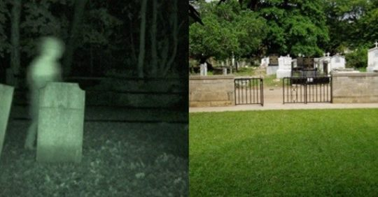 Confusion Arise As Ghost Of Recently Buried Man Was Seen Leaving Ikoyi Cemetery In Lagos