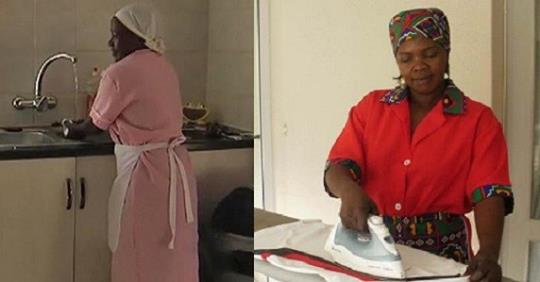 Nigerians React To Job Advert That Promises To Pay ₦250K For Househelp In A Home In Banana Island