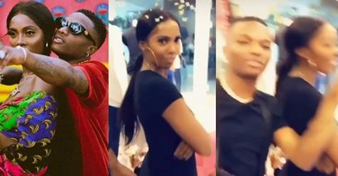 Tiwa Savage And Bestie Wizkid Go On Shopping Spree (Video)