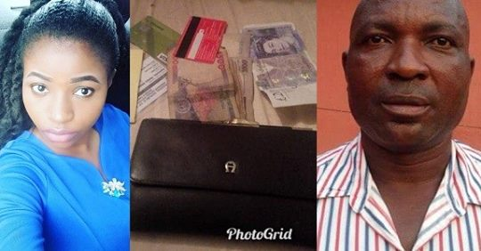 Unemployed Engineer Returns Missing Wallet With Pounds And Nairas Notes To The Owner