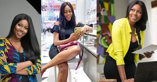 """I Cannot Act Nude In A Movie Even If Offered $5million"" – Actress Yvonne Nelson Reveals"