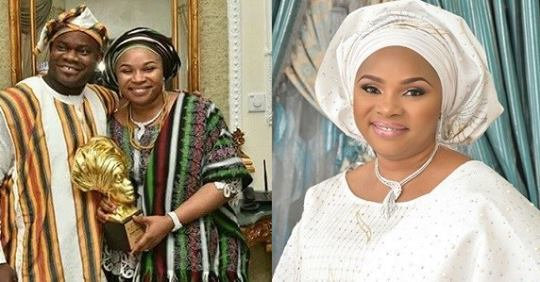 Governor Yahaya Bello's Wife Involved In Accident In Same Local Government Where Osinbajo's Chopper Crashed In Kogi