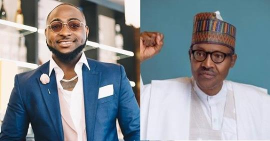 """I Am Confused Why Anyone Will Want To Vote For Buhari Again"" — Singer Davido"