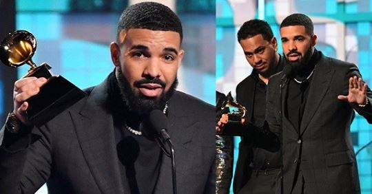#2019Grammys: Drake's Mic Gets Cut Off After He Downplayed The Importance Of Awards