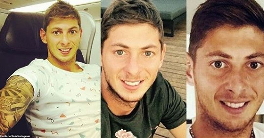Cardiff City Star, Emiliano Sala Died From Head And Chest Injuries And Had To Be Identified By His Fingerprints