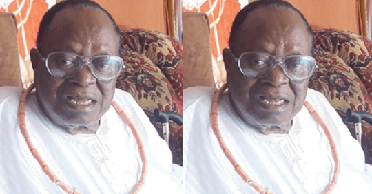 Edo High Chief Explains Why Witches Are Not Killed In Benin Kingdom