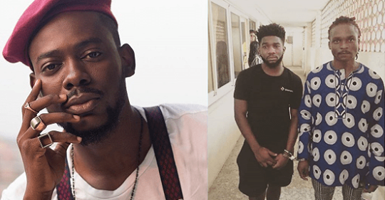 'Justice For Rape In Nigeria' – Adekunle Gold Reacts To Rape In Lekki, Says Its Violence Against Humanity
