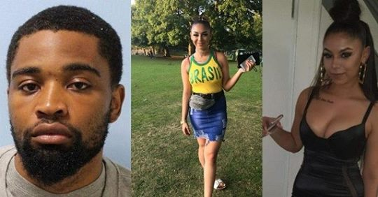 Nigerian Boyfriend Of Teenager Who Died After Falling On To A Knife Inside Her Handbag During Altercation In London, Jailed For Manslaughter