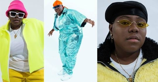 Singer, Teni The Entertainer's 90s Inspired Photo Shoot Is Absolutely Lovable!