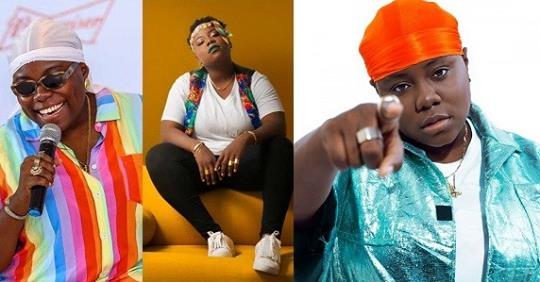 Singer, Teni Bursts Into Tears During Stage Performance (Video)
