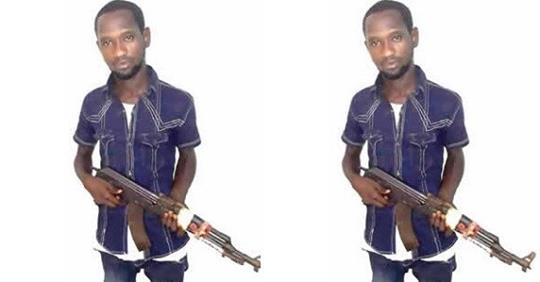 """""""I Escaped From Prison When I Was Taken Out To Cut Grass"""" – Rearrested Suspect Reveals"""