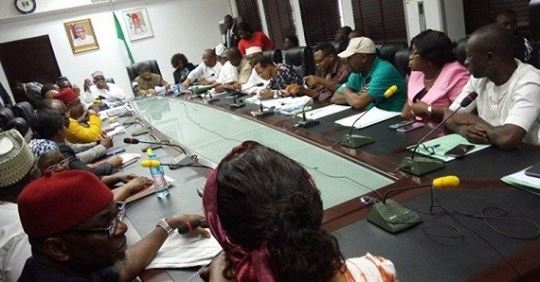 ASUU Strike Continues As Meeting Between FG And Lecturers End With No Resolve