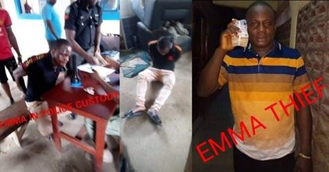 Man Arrested For Stealing N660,000 From His Friend's Bank Account