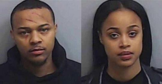 Rapper, Bow Wow Arrested After He Beaten Up By A Drunk Lady