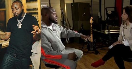 """Americans Have Been Brainwashed; US Detectives Searched My House When I First Bought It"" – Davido"