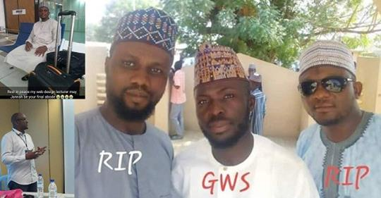 Two Nigerian Lecturers Die, One Injured In Ghastly Motor Accident On Their Way Home After Attending A Friend's Wedding In Jigawa