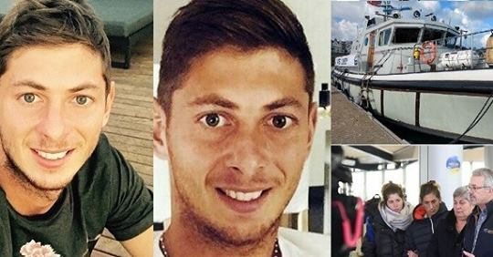 Plane Carrying Missing Emiliano Sala Has Been Found