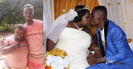 Ghanaian Actor, Mmebusem Shares Loved-up Photos With His Beautiful Wife.