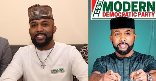 'If I'm Elected, I'll Publish My Salary And Allowances As A Legislator' – Banky W States