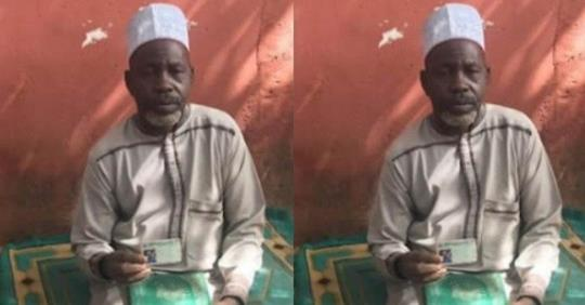 Man Relocates To Polling Unit To Be First Person To Vote Buhari; Gives Reason