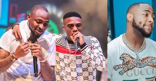 Davido Goes On Shading Spree After It Was Revealed Wizkid Rejected Millions From Politicians