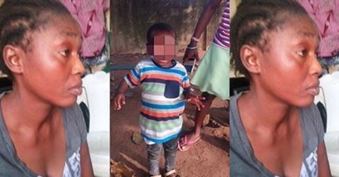 Woman Arrested For Allegedly Stealing And Selling A 2-year-old Boy To A Pastor In Edo State