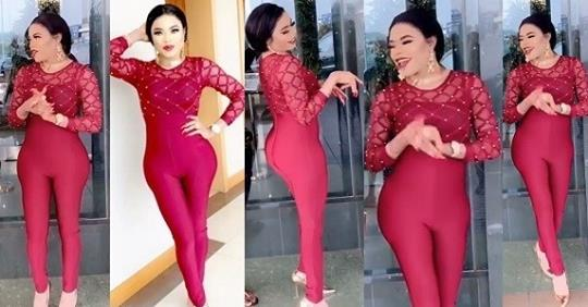 Bobrisky Shows Off His Newly Constructed Dangerous Hips