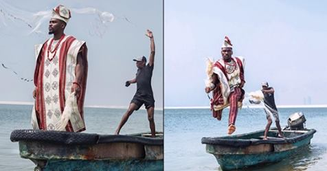 """Photographers Call Out Bbnaija's Tobi Bakre For Allegedly """"Stealing"""" Creative Ideas,He Reacts"""