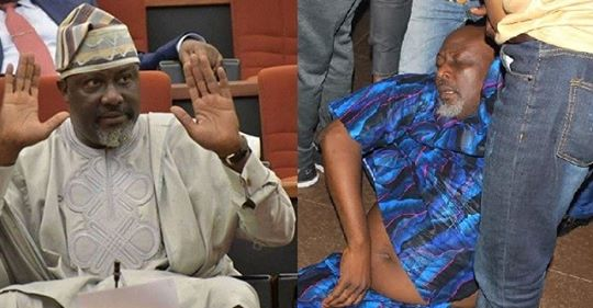 Dino Melaye Survives Another Assassination Attempt.